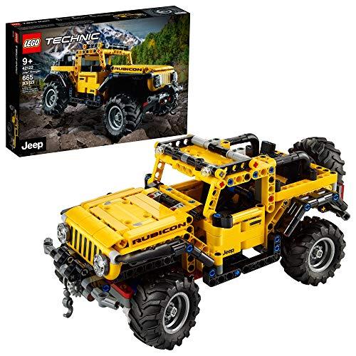 Amazon: LEGO Technic™ 42122 Jeep® Wrangler