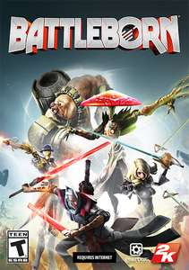 Amazon: Battleborn PS4 y Xbox One a $499