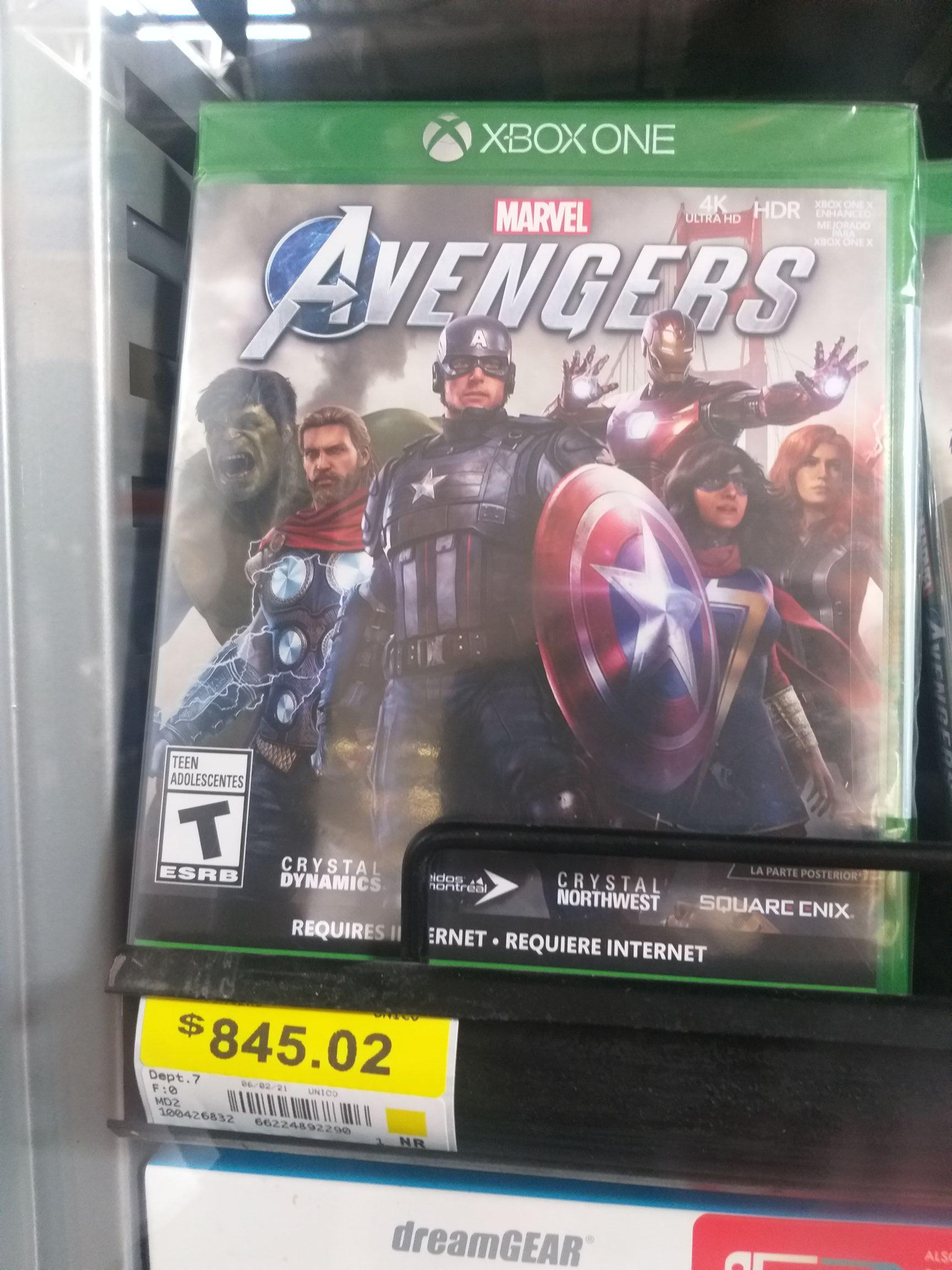 Walmart Chilpancingo: Varios juegos Xbox y PS4 en .03 para entretenerse en esta cuarentena