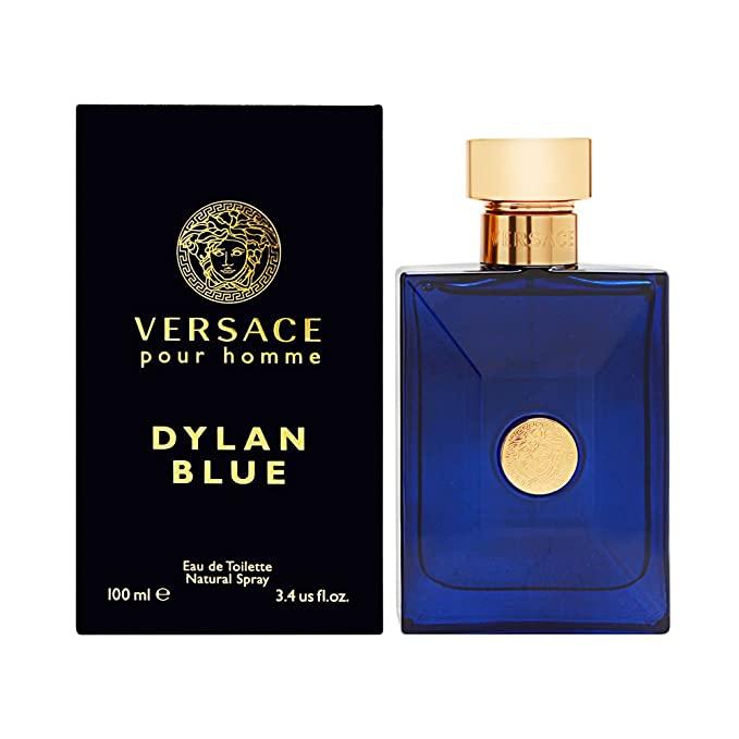 Walmart: Perfume Versace Dylan Blue 100 ml vendido por The Fragrance