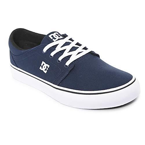 Amazon Mx: Tenis DC Shoes Basico Azul 23.5CM