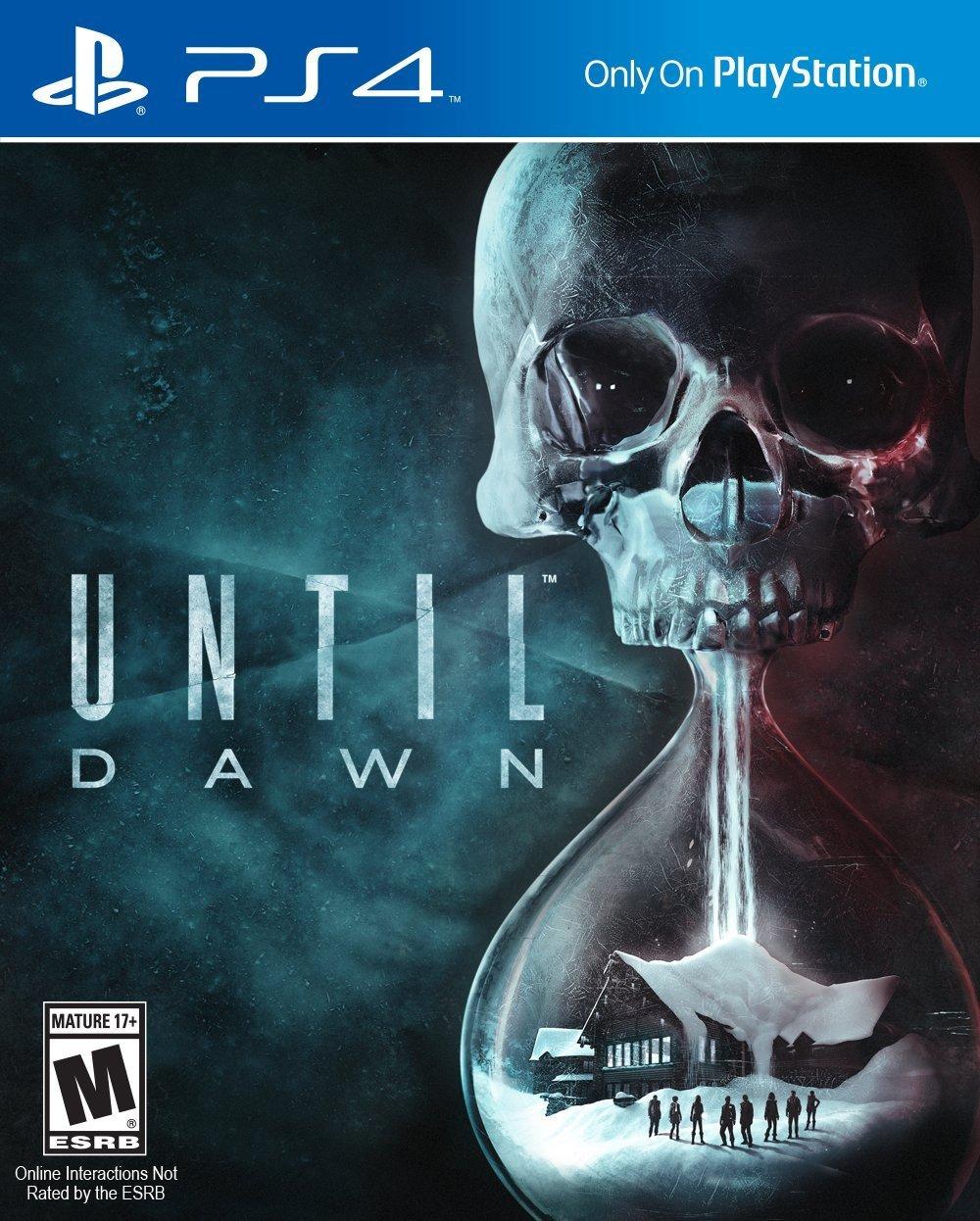 Amazon: Until Dawn para PS4 a $275