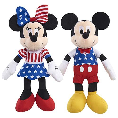 Amazon: Mickey y minnie mouse de 22 cm a precio irresistible
