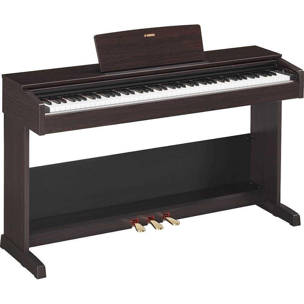 Best Buy - Piano Yamaha ARIUS de tamaño completo con 88 teclas