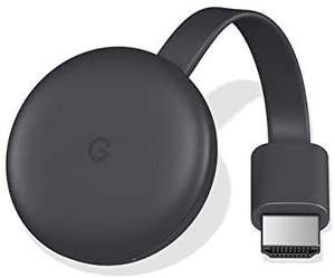 Amazon: Google Chromecast 3ra generación
