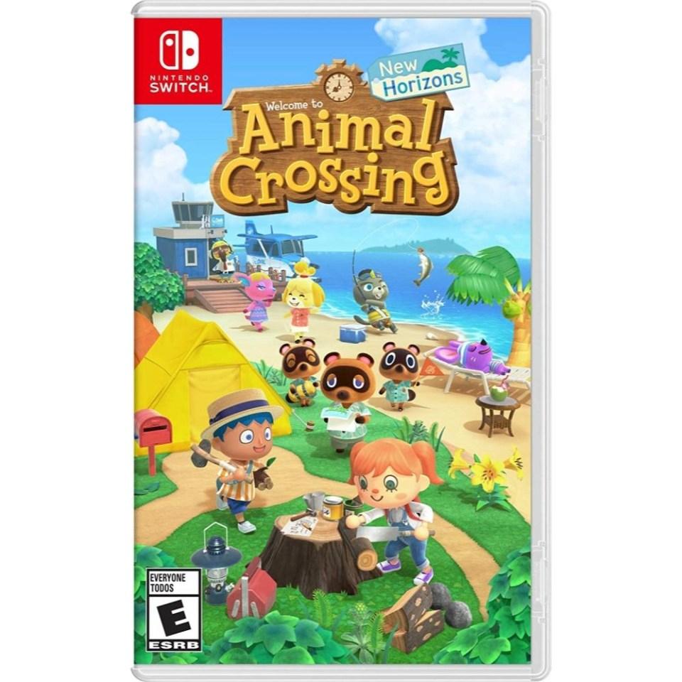 Bodega Aurrerá: Animal Crossing New Horizons Nintendo Switch Físico