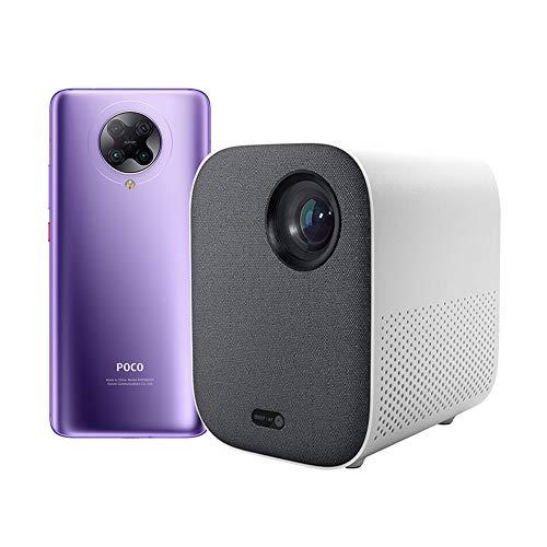 Amazon: Xiaomi Poco F2 Pro 6Gb 128Gb Purpura/Xiaomi Mi Smart Compact Projector