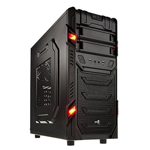 Amazon: Gabinete AeroCool GT Black 06-GABAEN92209