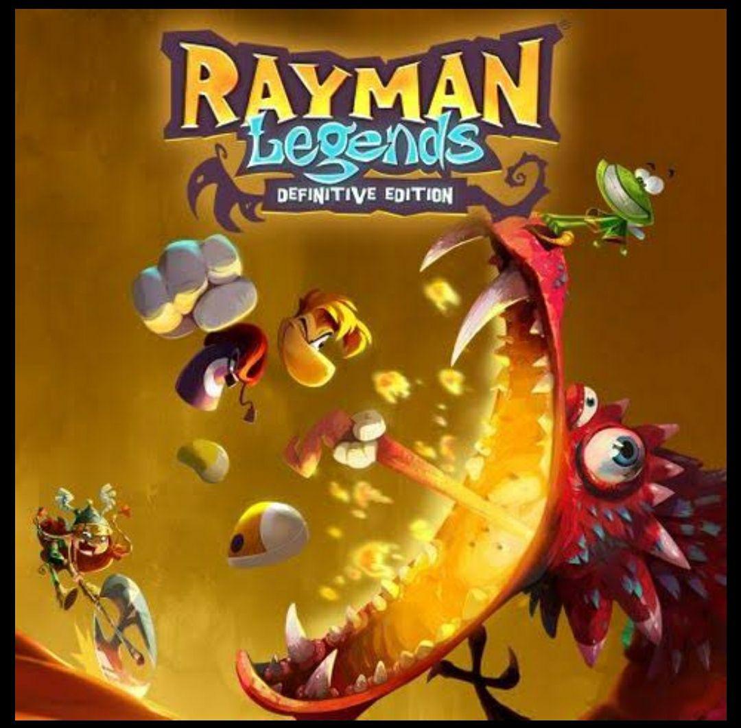 Rayman legends edición definitiva en Eshop americana