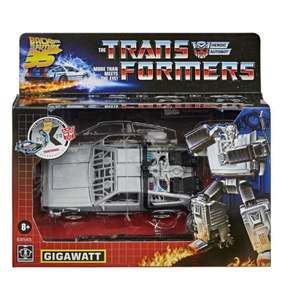 Juguetibici Collectors: TRANSFORMERS Gigawatt (BACK TO THE FUTURE)