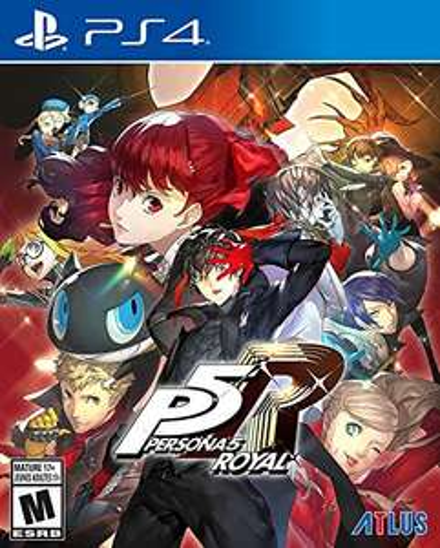 Amazon: Persona 5 Royal PS4