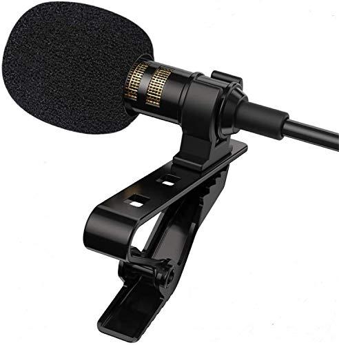 Amazon: Micrófono de Solapa Profesional, Para Conferencias express