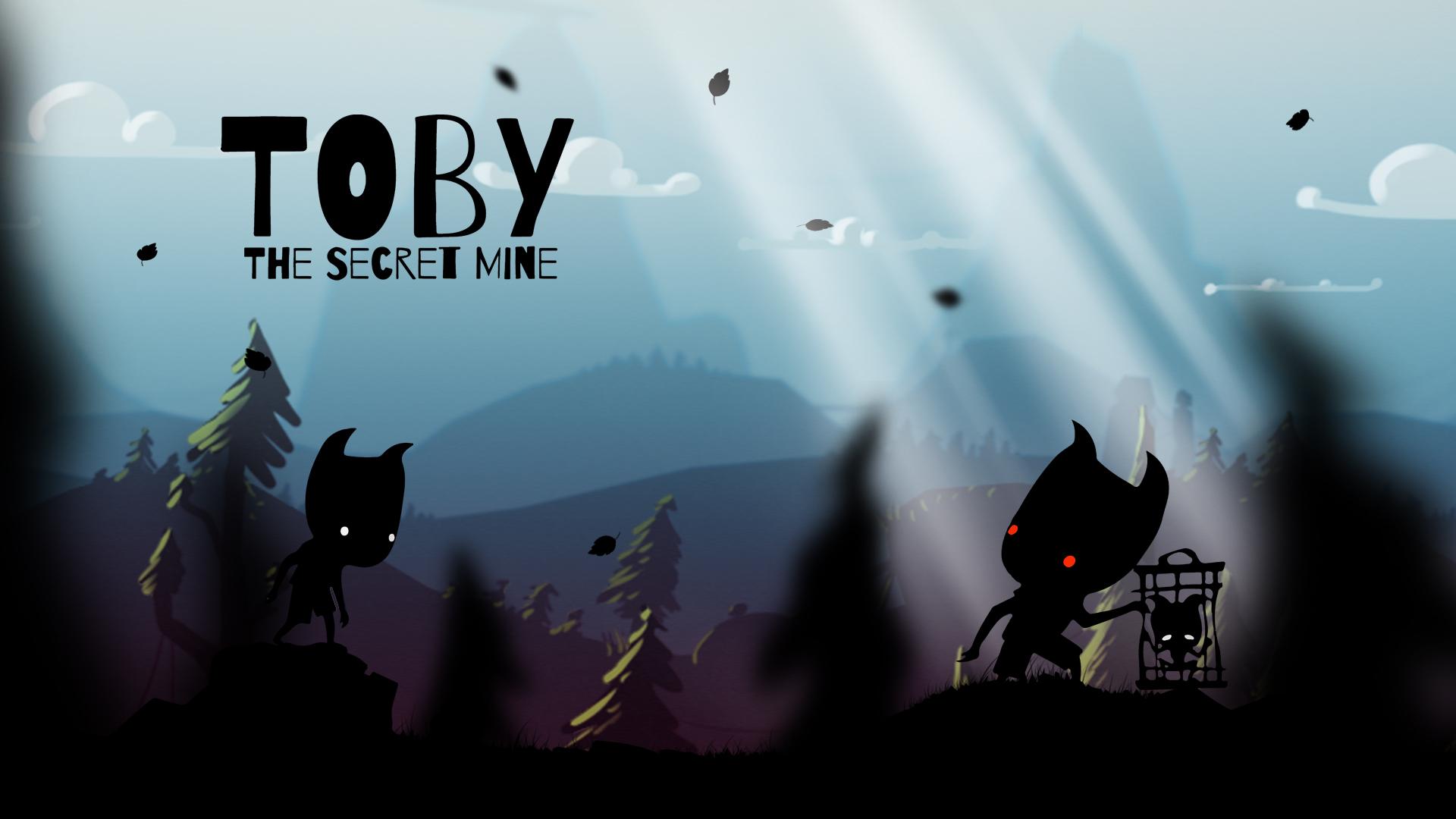 Nintendo eShop: Toby The secret mine