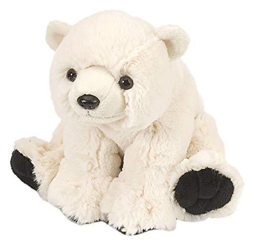 Amazon: Peluche Wild Republic CK-Mini Polar Bear 8 Animal Plush 20cm