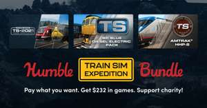 Humble Bundle: Train Sim Expedition para Steam