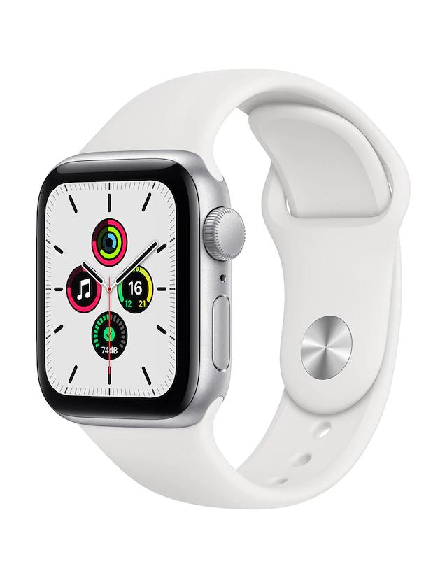 Liverpool: Apple Watch SE 40mm color plata con TDC Banorte