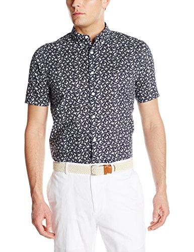 Amazon: camisas estampadas Dockers talla grande a buen precio... mangas corta y larga