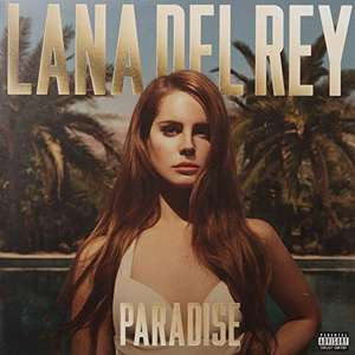 Amazon - Vinyl: Lana del Rey - Paradise