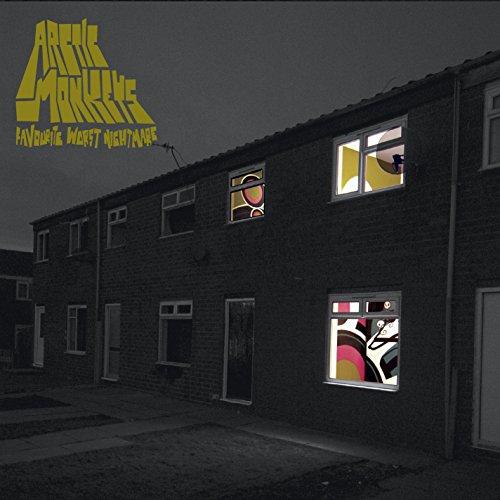 Amazon / Vinyl: Arctic Monkeys - Favourite Worst Nightmare
