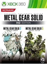 Microsoft Store: Metal Gear Solid HD Collection