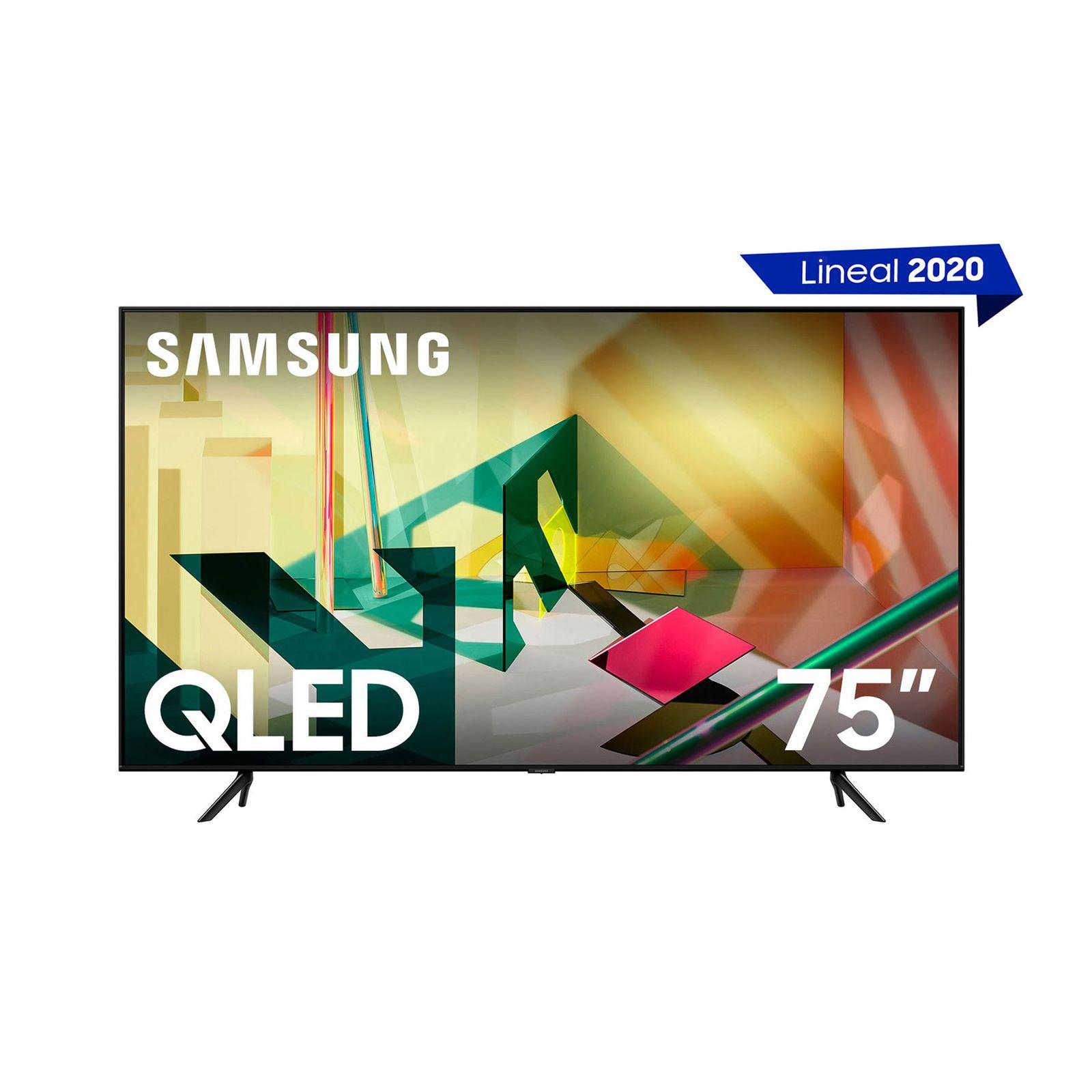 "Costco: Samsung Pantalla 75"" QLED 4K SMART TV QN75Q70TAFXZX con PayPal"