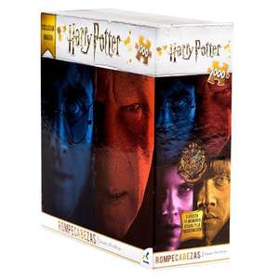 Amazon: Novelty Rompecabezas Harry Potter, 1000 piezas