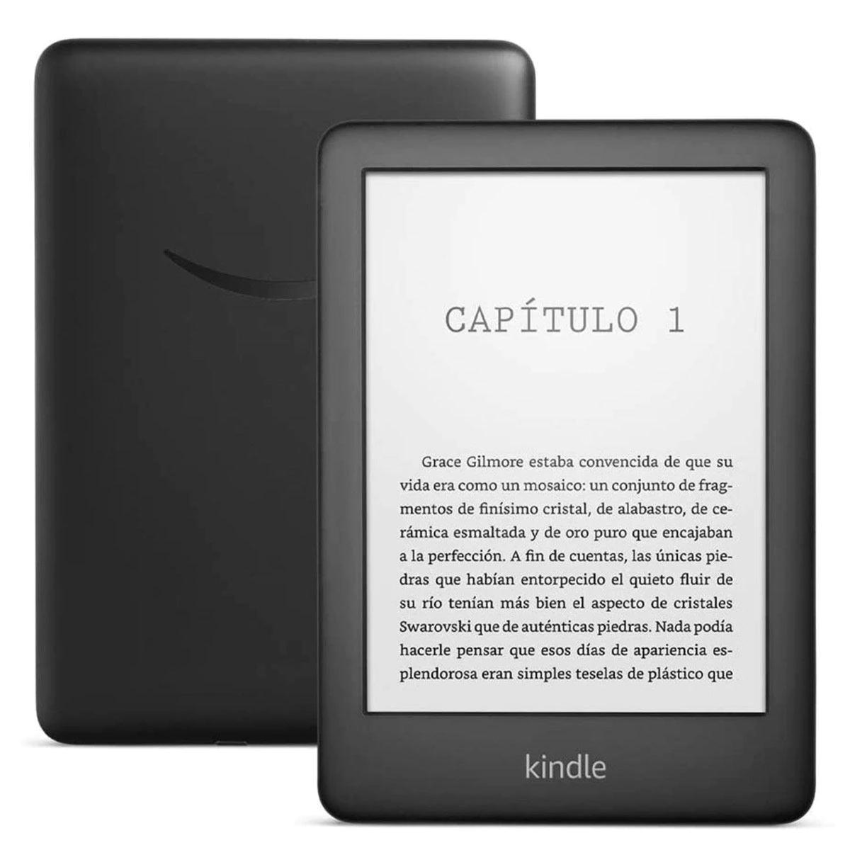 Sanborns: Libro Electrónico Kindle 10° Generación Negro