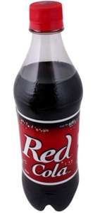 Chedraui red cola 600ml