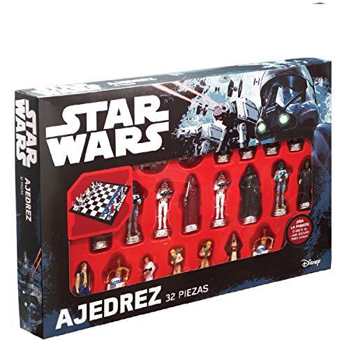 Amazon: Ajedrez Star Wars 3D