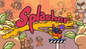 Steam: Splasher