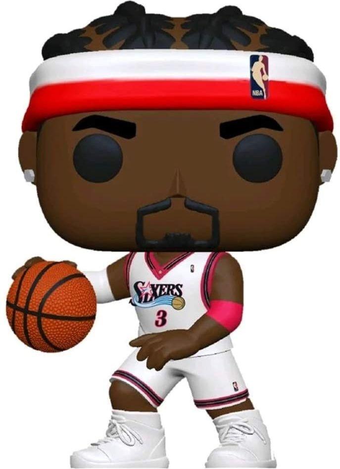 Amazon: Funko Pop! NBA: Legends - Allen Iverson (Sixers Home)
