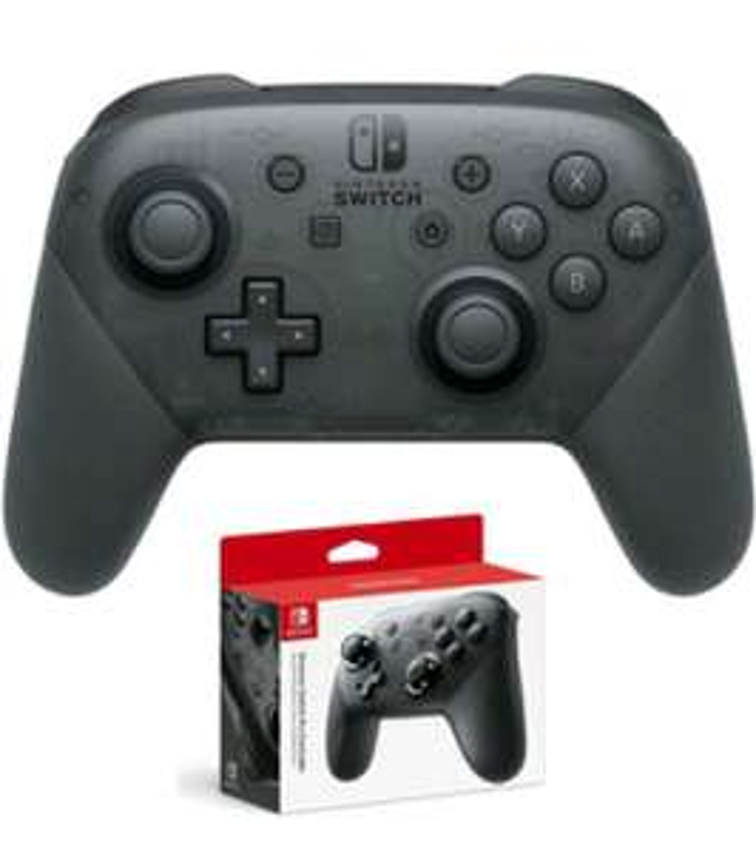 Linio: Pro Controller para Nintendo Switch