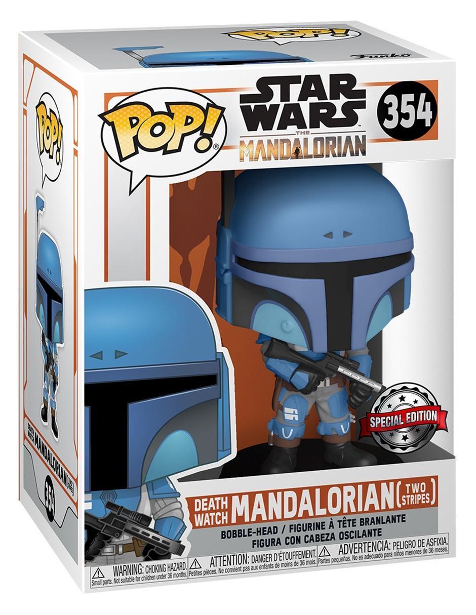 Liverpool, Figura de Colección Death Watch Mandalorian POP! Star Wars
