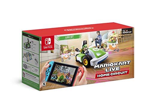 Amazon: Preventa de Nintendo Mario Kart Live: Home Circuit