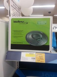 Office Depot: Teléfono Conferencias Sala De Juntas intelibras