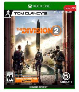 GAME PLANET: THE DIVISION 2 LIMITED EDITION XBOX ONE