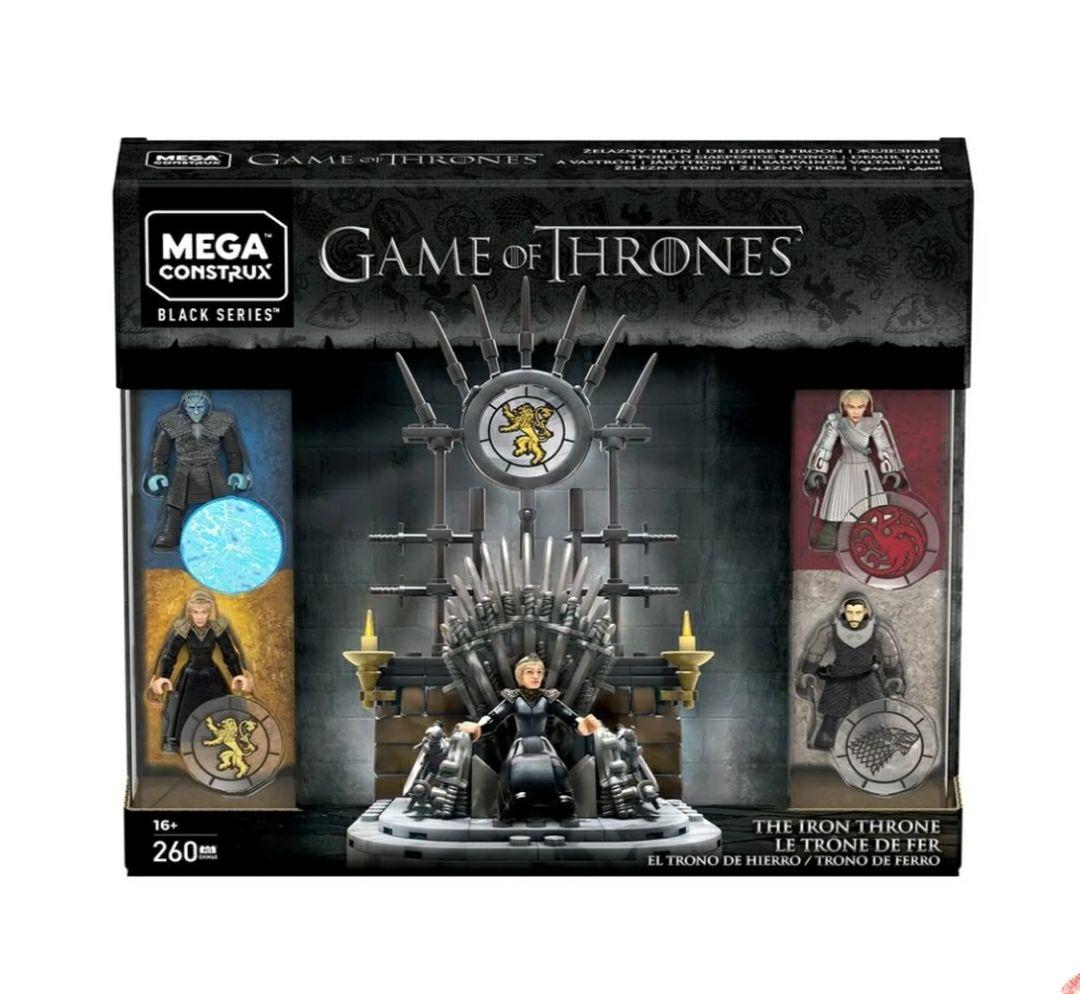 Walmart: Mega construx (game of thrones)