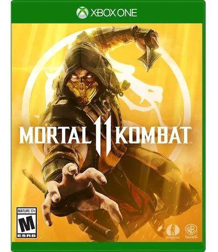 Microsoft Store, Mortal Kombat 11