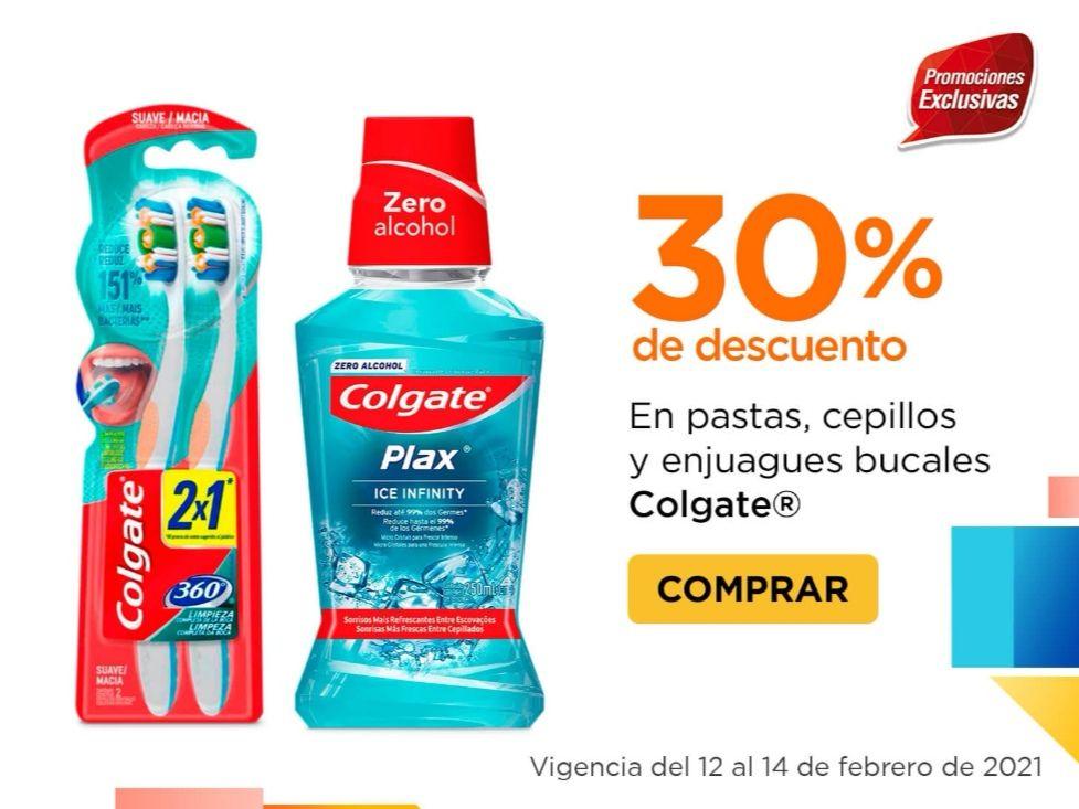 Chedraui: 30% de descuento en pastas, cepillos y enjuagues bucales Colgate