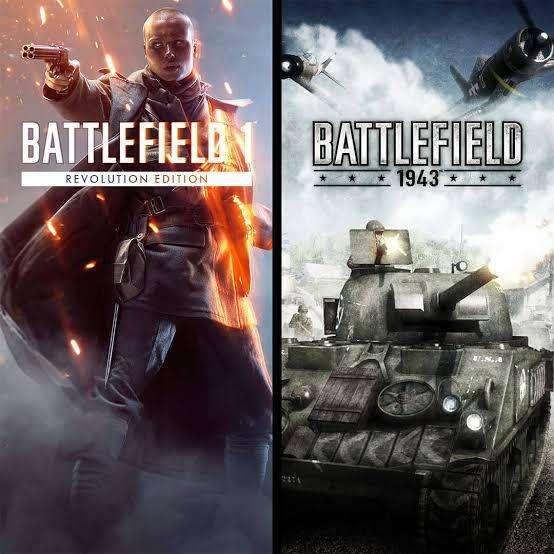 Cdkeys: Battlefield 1 Revolution + Battlefield 1943 [Xbox One]