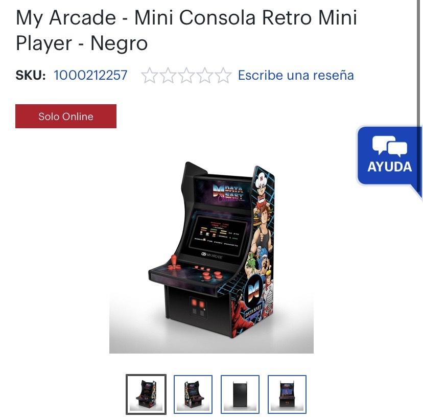 Best Buy: Mini Arcade