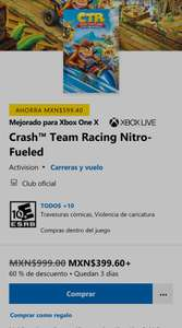 Microsoft Store: Crash™ Team Racing Nitro-Fueled