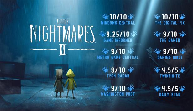Steam: Little nightmares II