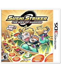 Best Buy: 3DS - Sushi Strikers The Way Of Sushido
