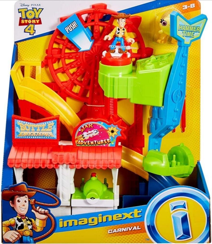 Amazon: Imaginext Toy Story 4 Juguete Set de Juego Parque Divertido