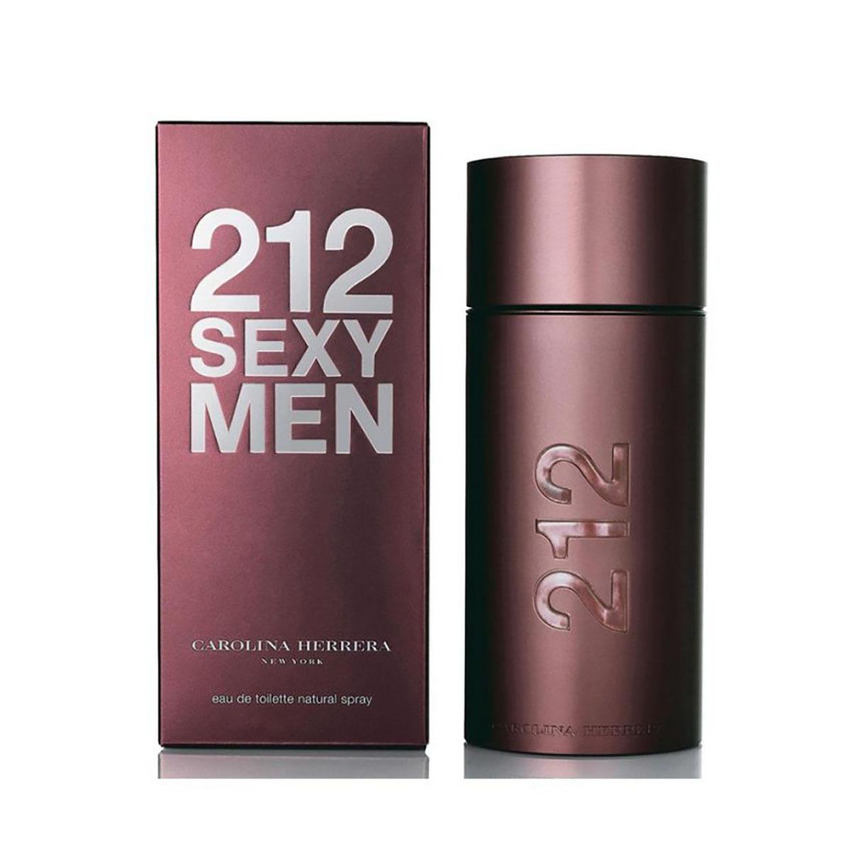 Chedraui : Fragancia 212 Sexy men 100 ml