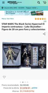 Amazon: Star wars Luke Skywalker