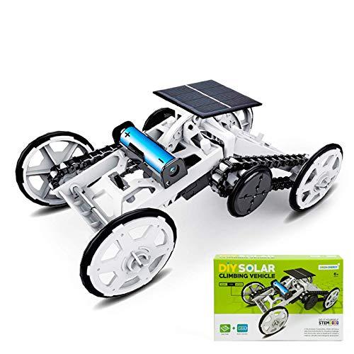 Amazon: Climbing Vehicle Solar Electric Assembly Engineering Toys