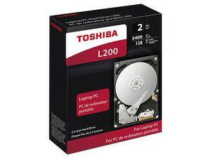Pcel: Disco Duro para Laptop Toshiba de 2TB