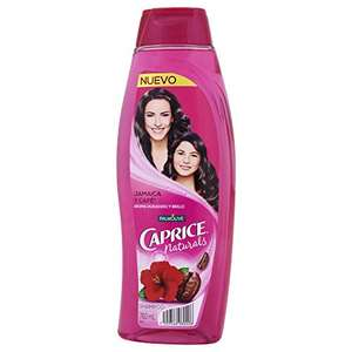 Amazon Caprice Naturals Shampoo Jamaica y Café 760ml